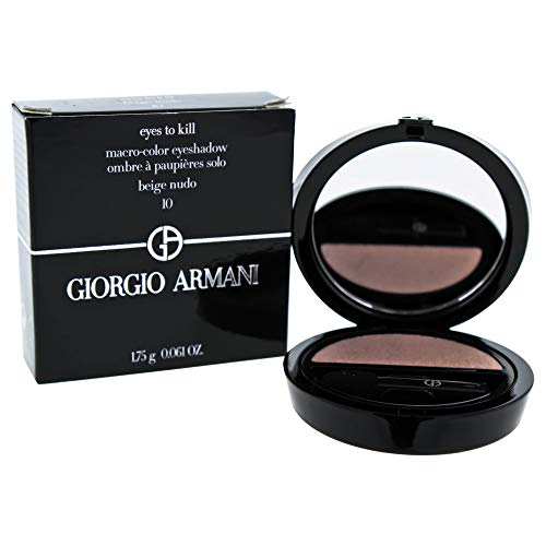Giorgio Armani # 10 Beige Nudo Eyes To Kill Solo Eyeshadow, 0.14 Ounce