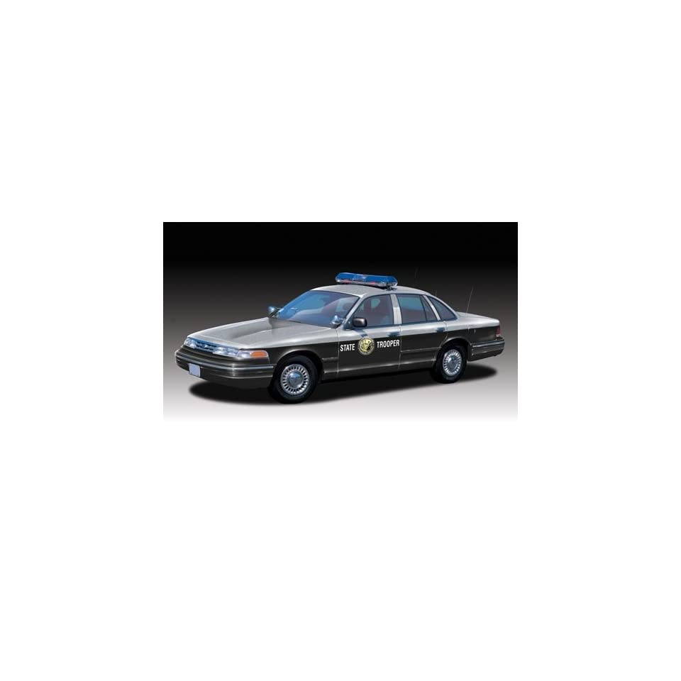 Lindberg 125 scale Ford Crown Victoria Tennessee State Police