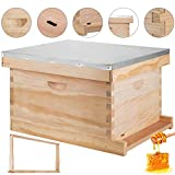 Happybuy H105, 10-Frame (8-Frame Available), Bee Hive