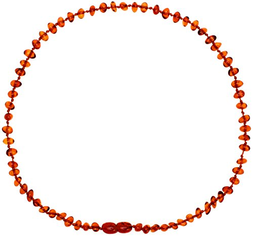 Review Genuine Amber Teething Necklace