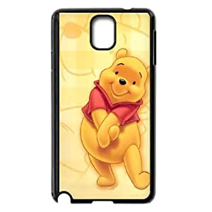 Winnie the Pooh Samsung Galaxy Note 3 Cell Phone Case Black Kddpq