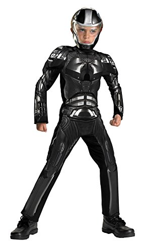 Gi Joe Duke Costumes (Boys Halloween Costume-G.I. Joe Duke Musc Kids Costume Small 4-6)
