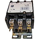 CONTACTOR 3 POLES 60A 24V (3 Pole 60 Amp 24 Volts)