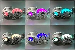 RC Educational Robotics Pet Robot Toy for Children RC TECNIC Remote Control Chameleon Robot Lengthen the Tongue and Change Color