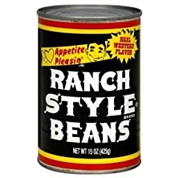 Ranch Style Brand Beans, 15 Ounce (Pack of 12)
