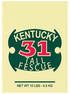 Kentucky 31 Tall Fescue - 10LB Ky31 Grass Seed