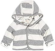 Burt's Bees baby-girls Sweatshirts, Lightweight Zip-up Jackets & Hooded Coats, Organi