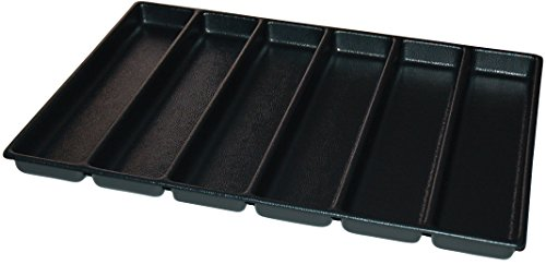 Excel Screwdriver (Kennedy Manufacturing 80876 Screwdriver Tray, Brown Wrinkle)