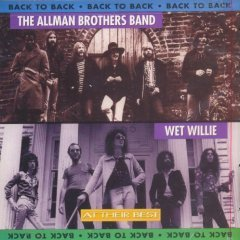 The Allman Brothers Band / Wet Willie [Back to Back: At Their Best]