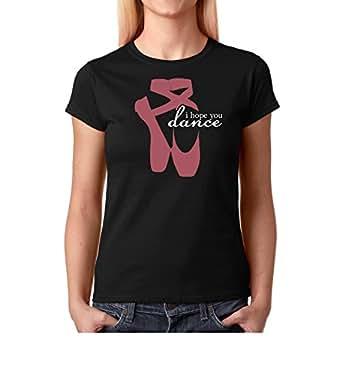 Amazon Com Aw Fashions I Hope You Dance Dancers Premium