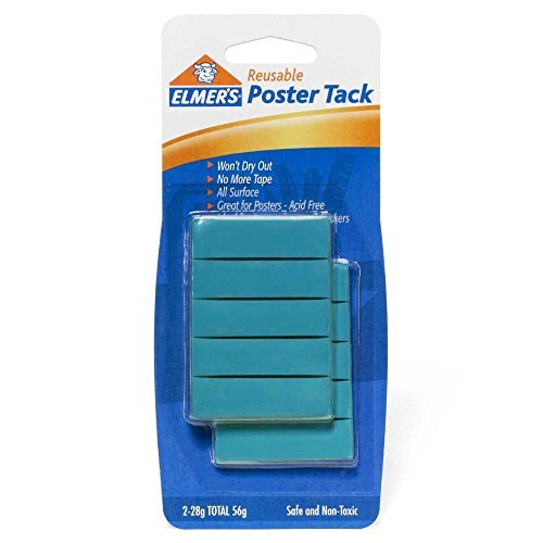 Elmer's E1531 Reusable Poster Tack by Elmer's (Image #1)