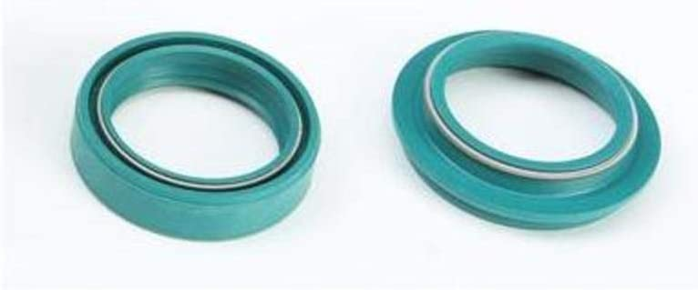 SKF 12-16 KTM 65SX Fork Seal and Wiper Green 35mm