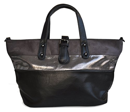David Jones, Borsa a mano donna nero nero