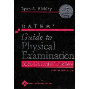 Download Bates' Guide to PhysicalExamination 9th (Nineth) Edition byBickley ebook