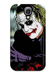 Snap On Case Cover Skin For Galaxy S4(the Joker) 6255004K40372261