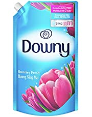 Downy Sunrise Fresh Concentrate Fabric Softener Refill, 1.5L