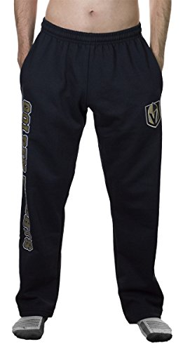 eece Official Team Sweatpants (Vegas Golden Knights, X-Large) ()