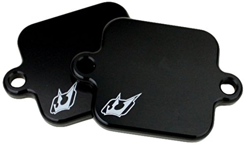 Driven Racing (DSBlock 2) Black Exhaust Smog Block-Off for sale  Delivered anywhere in USA