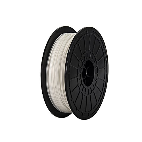 175mm-ABS-White-3d-Printer-Filament-NW06-kg-Per-Spool-for-FlashForge-Dreamer-3d-Printer