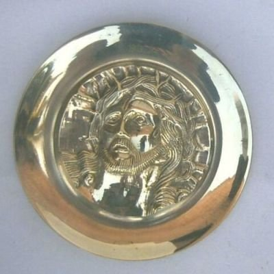 India Overseas Trading Corporation BR36021 - Brass Francis Wall Plate