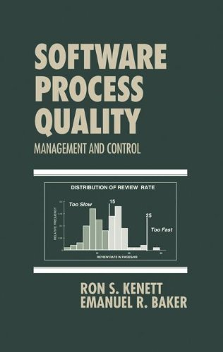 Software Process Quality: Management and Control: 6 Computer ...