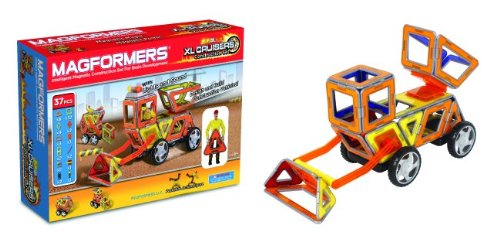 Magformers XL Cruisers Construction Set, Baby & Kids Zone