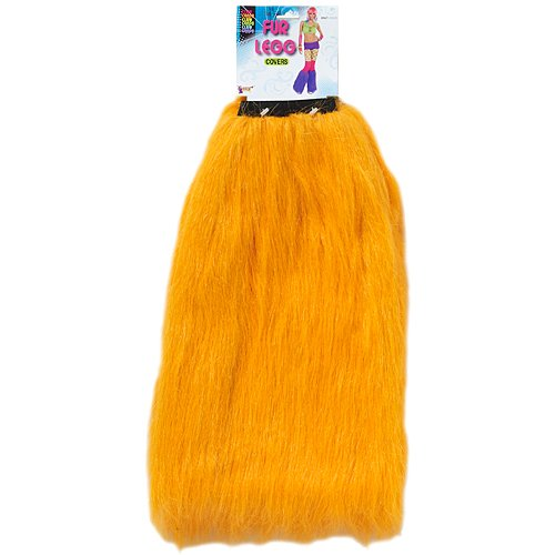 Forum Novelties Women's Club Candy Novelty Leg Warmers, Orange, One Size for $<!--$16.00-->