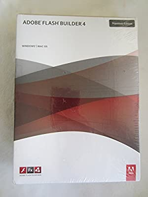 Adobe Flash Builder v.4.0 Premium - Web Development - Complete Product - 1 User - PC Mac