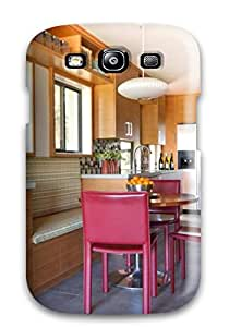 For Galaxy S3 Premium Tpu Case Cover Banquette Seating Makes The Most Of Small Dining Space Protective Case