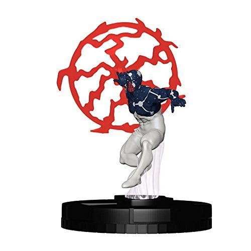 Marvel Heroclix 15th Anniversary What If # 038CosmicスパイダーマンフィギュアComplete with Card