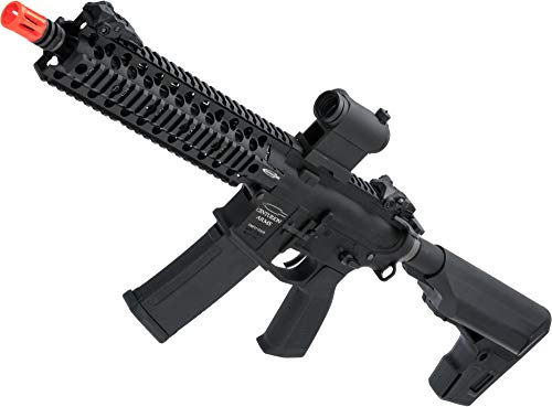 Evike PTS Centurion Arms CM4 with KWA AEG3 System Airsoft AEG Rifle