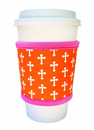 joe-jacket-neoprene-drink-insulator-sleeve-cup-grip-orange-cross