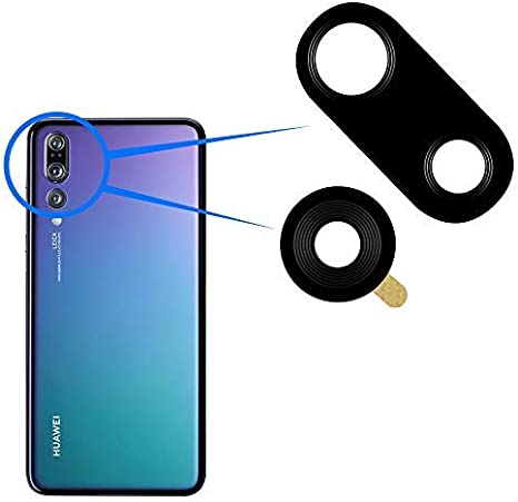 Tweezers and Cleaning Cloth MMOBIEL Back Rear Camera Glass Lens Cover Compatible with iPhone Xs//XS Max incl