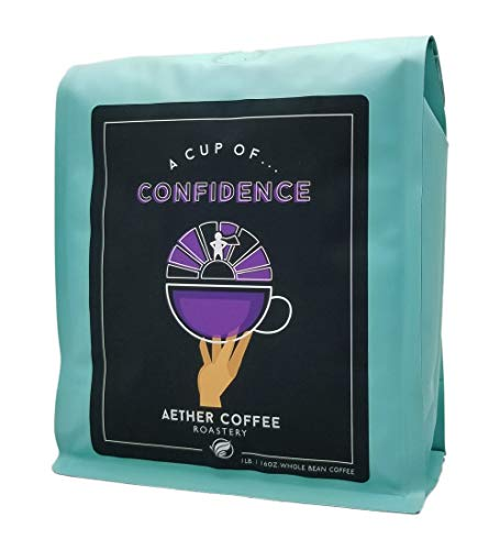 Aether Coffee Roastery- A cup of CONFIDENCE - Signature House Blend - Medium Dark Roast (Bold Tangy)