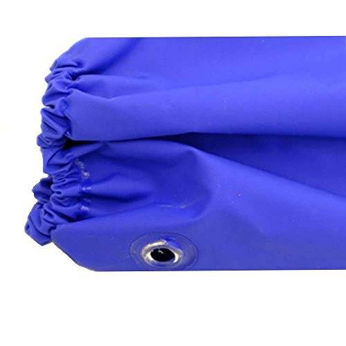 """Insulated & Waterproof PVC Coated Glove with Cotton liner, Heavy Duty Latex Gloves, Resist Acid, Alkali and Oil,Fishery, Machinery, Chemical industry-26"""" by PinkSally (Image #4)"""