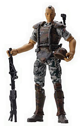 Aliens OCT158461 1:18 Scale Colonial Marine Quintero PX Figure by Aliens