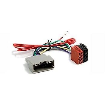 carav 12-034 iso radio adapter for chrysler 2007+ (select models) /