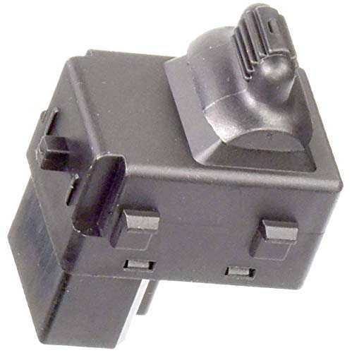 APDTY 012548 Power Window Switch Fits Front Right Rear Left or Rear Right On Select 1997-2010 Chrysler Dodge Jeep Models (Replaces 56007695AC, 56007695AB, 56007695AD)