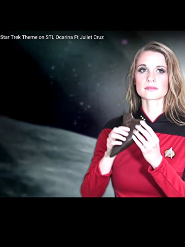 Star Trek Theme on STL Ocarina ()