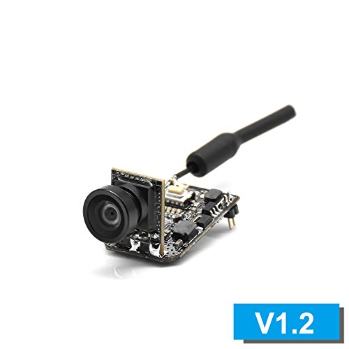 FPV Camera BETAFPV Z01 AIO FPV Cam 5.8G 40CH 25mW Transmitter Non-OSD for Tiny Whoop Blade Inductrix etc