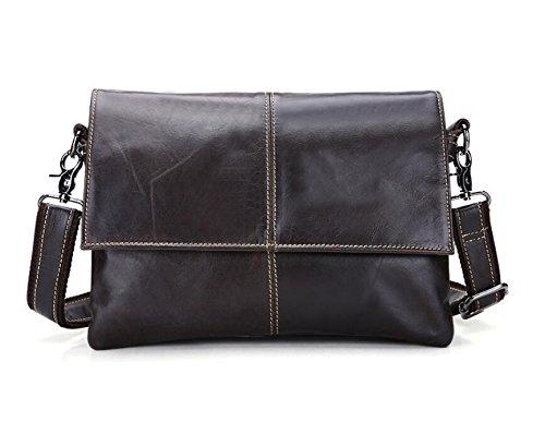 DJB/Leder Schulter Mann Tasche Herren der Pack Herren-iPad in Hand Bag Kupplung