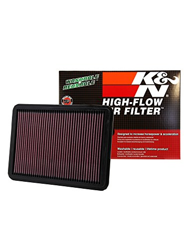 K&N 33-2144 High Performance Replacement Air Filter