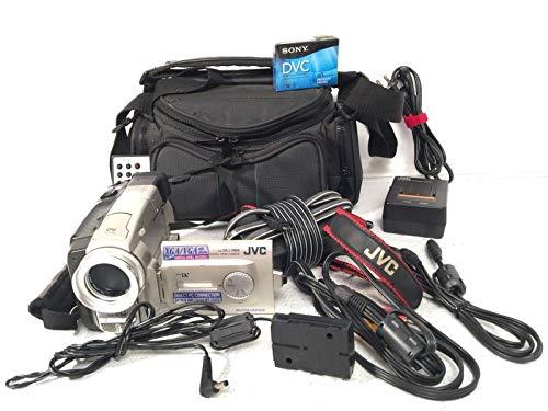JVC Mini DV Digital Video Camera Bundle 200x Zoom Model GR-DVL9800 Made In Japan