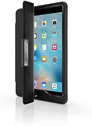 LifeProof NÜÜD SERIES iPad Air 2 Portfolio Cover/Stand (ONLY) - Retail Packaging – BLACK