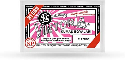 Viktoria® Tinte de mano – Tela de teñido 59 colores 200 g ...