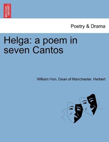Download Helga: a poem in seven Cantos ebook