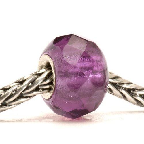 Trollbeads Purple Prism TGLBE-10223