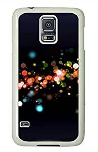 Hubble-Bubble White Hard Case Cover Skin For Samsung Galaxy S5 I9600 by supermalls