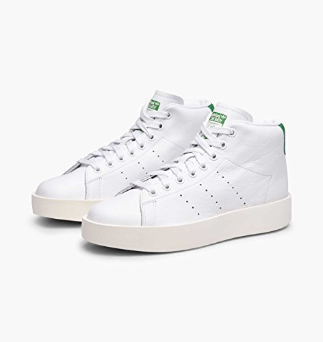 Smith Fitness Bold De Verde Multicolore Chaussures Adidas Ftwbla W Mid Stan Femme ftwbla 5nqYET0A