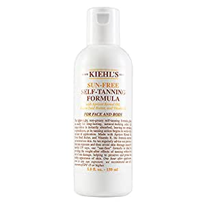Kiehls Sun Free Self Tanning Formula - 5 Oz. / 150 Ml